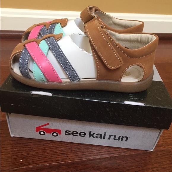 See Kai Run Shoes   Camila Leather